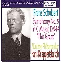 クナッパーツブッシュ指揮 ミュンヘンフィル  シューベルト:交響曲第9番「ザ・グレート」