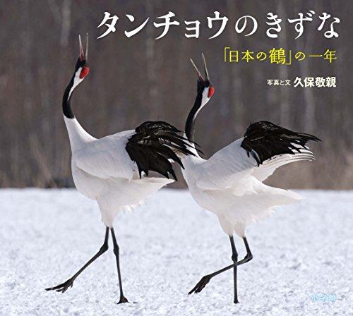 タンチョウのきずな: 「日本の鶴」の一年 (小学館の図鑑NEOの科学絵本)