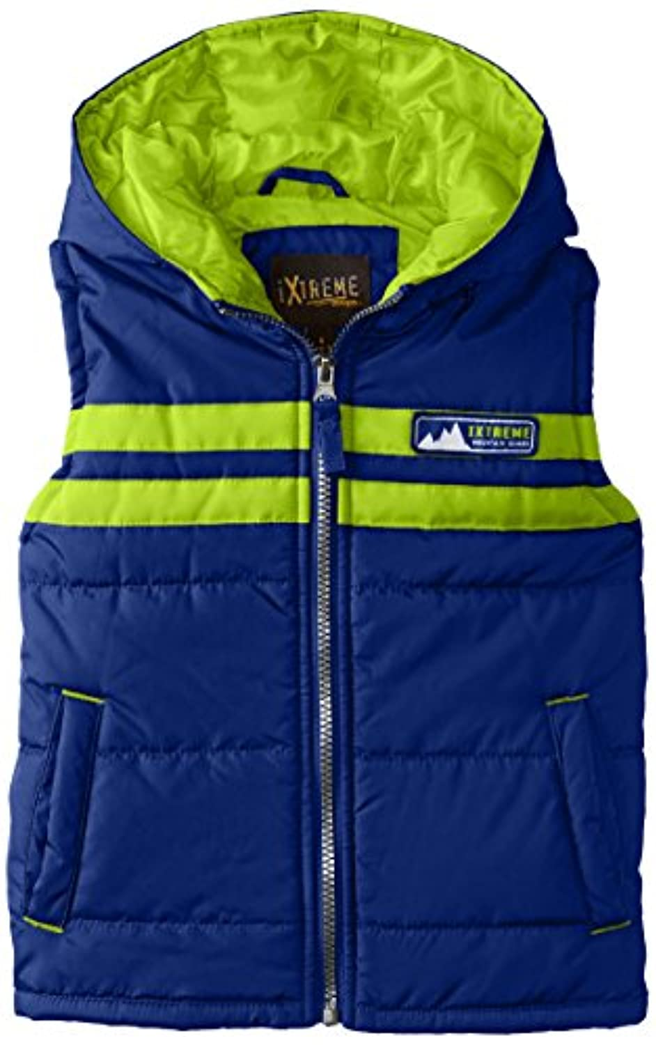 iXtreme Boys ' Puffer Vest with Hood