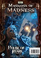 Fantasy Flight Games - Mansions of Madness - House of Fears [並行輸入品]