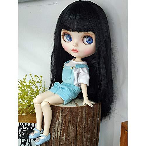 Sunnyによって設計されたFortune Days 人形(ギフトボックス版),4種類の瞳孔の色+手塗りのメイク + 19個の改良した関節人形(J-CUS004)