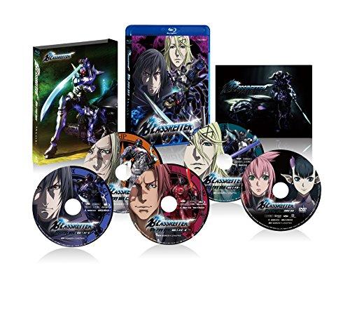 ブラスレイター Blu‐ray BOX [Blu-ray]