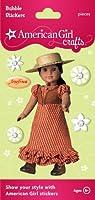 American Girl Crafts Bubble Stickers, Josefina Montoya