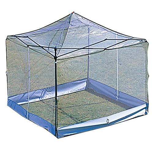 サウスフィールド タープテント 2.5m用メッシュスクリーン...