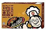 【眞味】チュンジャン(韓国チャジャン麺の黒味噌)300g