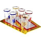 【手品 マジック】グラスの出現パネル 6つカップ ツーボードカップに変わる アピアリングマジック ステージマジック道具 手品道具