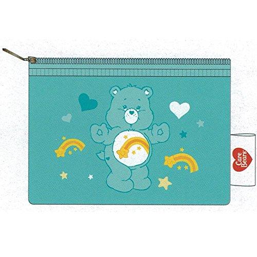 [해외]산스타文具 케어 베어 미니 케이스 S 위시 베어/Sunstar Stationery Care Bear Mini Case S Wish Bear
