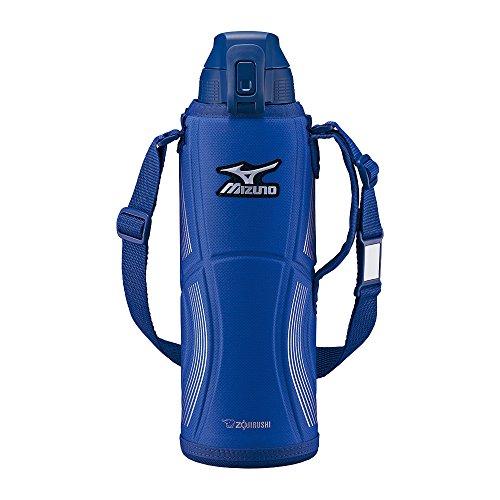 象印 (ZOJIRUSHI) ミズノ水筒 直飲み スポーツタイプ ステンレスクールボトル 1.5L ブルー SD-FX15-AA