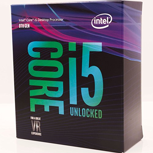 Intel CPU Core i5-8600K 3.6GHz 9Mキャッシュ 6コア/6スレッド LGA1151 BX80684I58600K 【BOX】