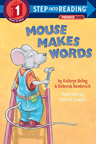 Mouse Makes Words: A Phonics Reader (Step into Reading)の詳細を見る