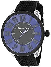 [テンデンス]TENDENCE 腕時計 FLASH ブラック文字盤 TG530008 【並行輸入品】