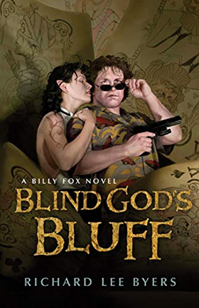 その結果模索改善Blind God's Bluff (Billy Fox Novels) (English Edition)