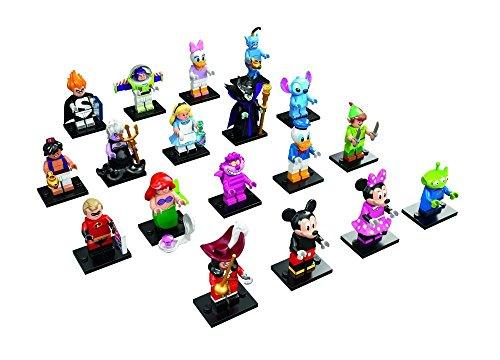 レゴ ミニフィギュア レゴ®ミニフィギュア ディズニーシリーズ 18種フルコンプ