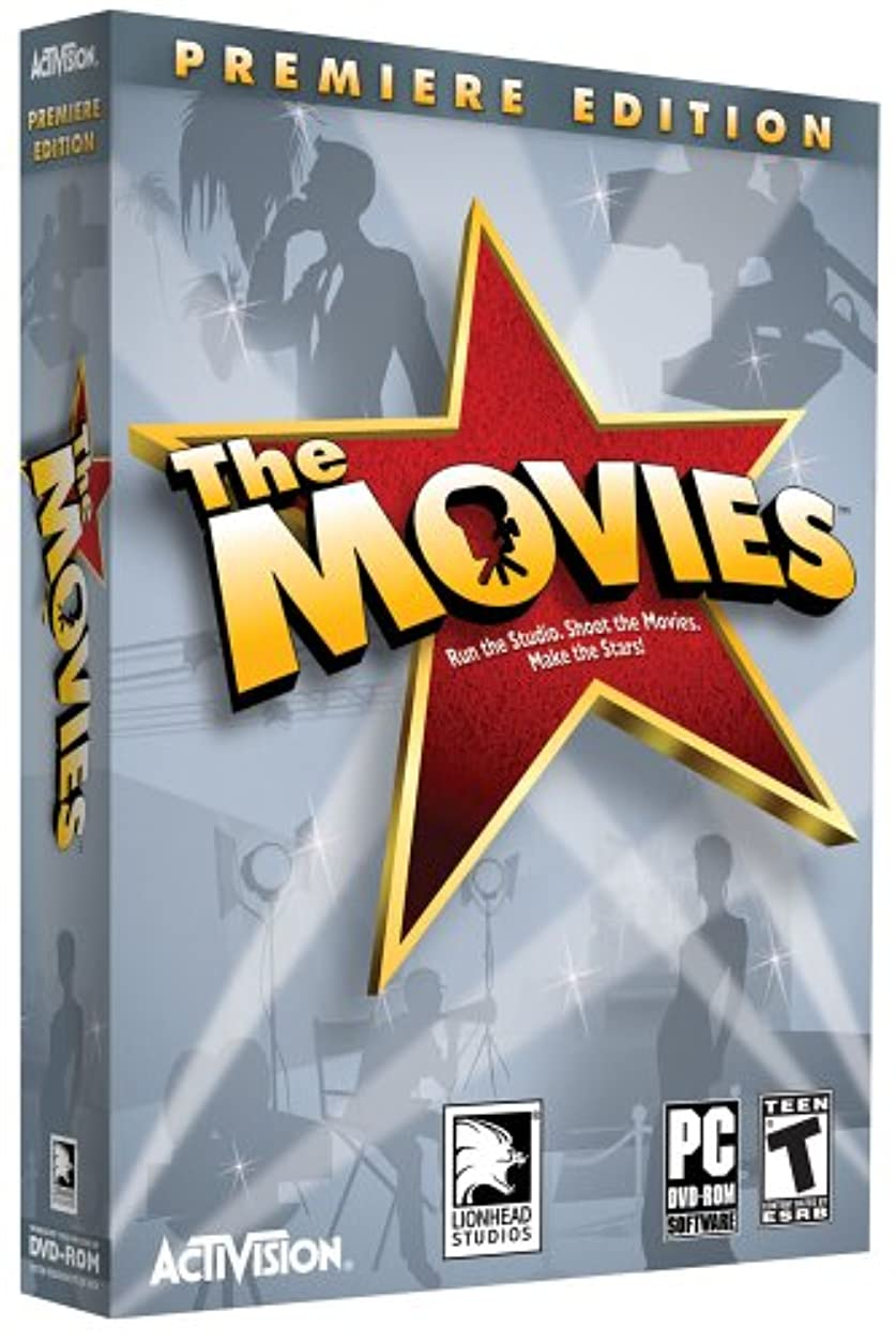 The Movies: Premiere Edition (DVD) (輸入版)