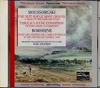 Mussorgsky/Borodin;Un Nuit