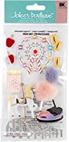 Jolee's Boutique Dimensional Stickers, Carnival by Jolee's Boutique