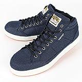 アイトス タルテックス 安全靴 スニーカー AZ-51644 008 ネイビー 25.5cm