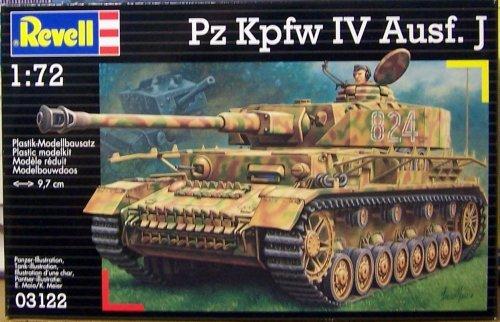 1/72 四号戦車J型