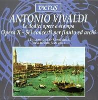 6 Concerti for Flute & Strings