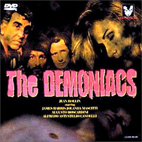 呪われたレイプ魔;LES_DEMONIAQUES(THE_DEMONIACS) [DVD]