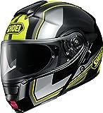 ショウエイ(SHOEI) バイクヘルメット システムNEOTEC(ネオテック) IMMINENT(イミネント) TC-3 イエロー/ブラック L