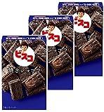 江崎グリコ ビスコ焼きショコラ 15枚×3箱