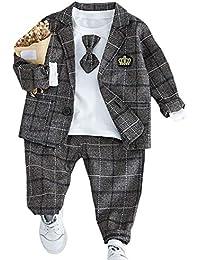 f4e1cc64d887a Snoneキッズ フォーマル スーツ 男の子 スーツセット 紳士服 発表会 入園式 入学式 卒業