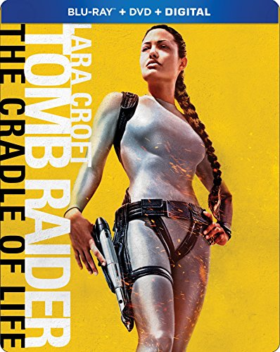 Lara Croft Tomb Raider: Cradle of Life [Blu-ray] [Import]