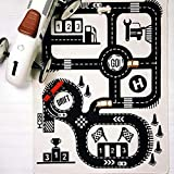 Blackfell 子供向けゲームクロールマットカーペットゲームパッド