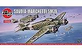 エアフィックス 1/76 イタリア空軍 サヴォイア・マルケッティ SM.79 プラモデル X-4007V