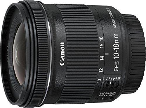 Canon 超広角ズームレンズ EF-S10-18mm F4....
