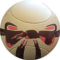 Perrini Merryインドアアウトドアスポーツホワイト/ピンクサッカーボールサイズ5