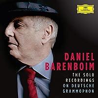 Daniel Barenboim - The Solo Recordings On Deutsche Grammophon