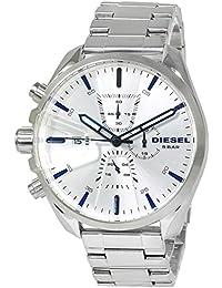 f0a6b6892b DIESEL ディーゼル 腕時計 DZ4473 MS9 クロノグラフ クォーツ メンズ ビッグダイヤル ...