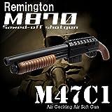 エアコッキングガン ショットガン レミントンM870 ソウドオフ M47C1 RSBOX