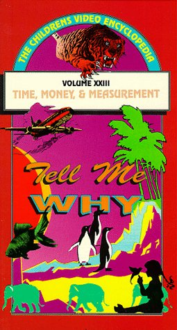 Tell Me Why:Time Money & Measurement [VHS] [Import] Tell My Why Vision Quest Video