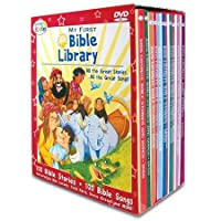 My First Bible Library