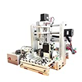 CNC 3020 400w 4 Axis USB Port 3D Drilling Router DIY cnc3020 Wood Carving Engraving Machine Engraver Milling Machines Kit