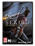 Sekiro Shadows Die Twice (PC Code in the box) - Imported Item