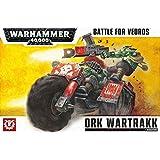Warhammer 40000 Battle for Vedros Ork Wartrakk