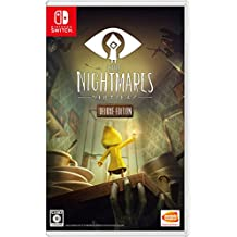 LITTLE NIGHTMARES-リトルナイトメア- Deluxe Edition - Switch