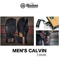 ハドソン HUDSEN グローブ メンズ HC-11 CALVIN トリガー M BLACK
