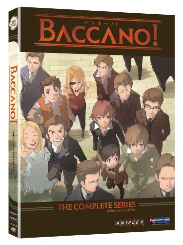 Baccano [DVD] [Import]