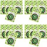 ピュアスマイル ジューシーポイントパッド キウィ20パックセット(1パック10枚入 合計200枚)