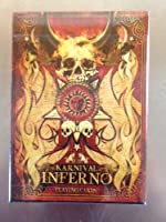 Karnival Inferno Playing Cards
