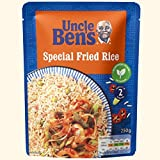 Uncle Ben's Microwavable Special Fried Rice, 6 x 250 g, Special Fried Rice