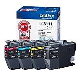 brother インクカートリッジ お徳用4色パック LC3111-4PK