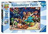 Ravensburger 10408 ディズニー ピクサー トイストーリー 4-100ピース ジグソーパズル 子供用 - すべてのピースはユニーク - ピースは完璧にフィット
