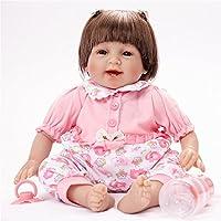 PKJOkmjko 赤ん坊のおもちゃは本物の赤ちゃんのおもちゃの55センチの手で本物の宝物の女の人のために女の子のために船を下げます