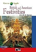 British and American Festivities. Buch + Audio-CD: Englische Lektuere fuer das 2. und 3. Lernjahr